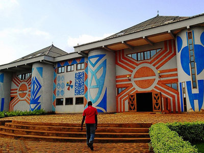 Yaoundé - Dschang Dimanche, 26 Septembre, 08:00